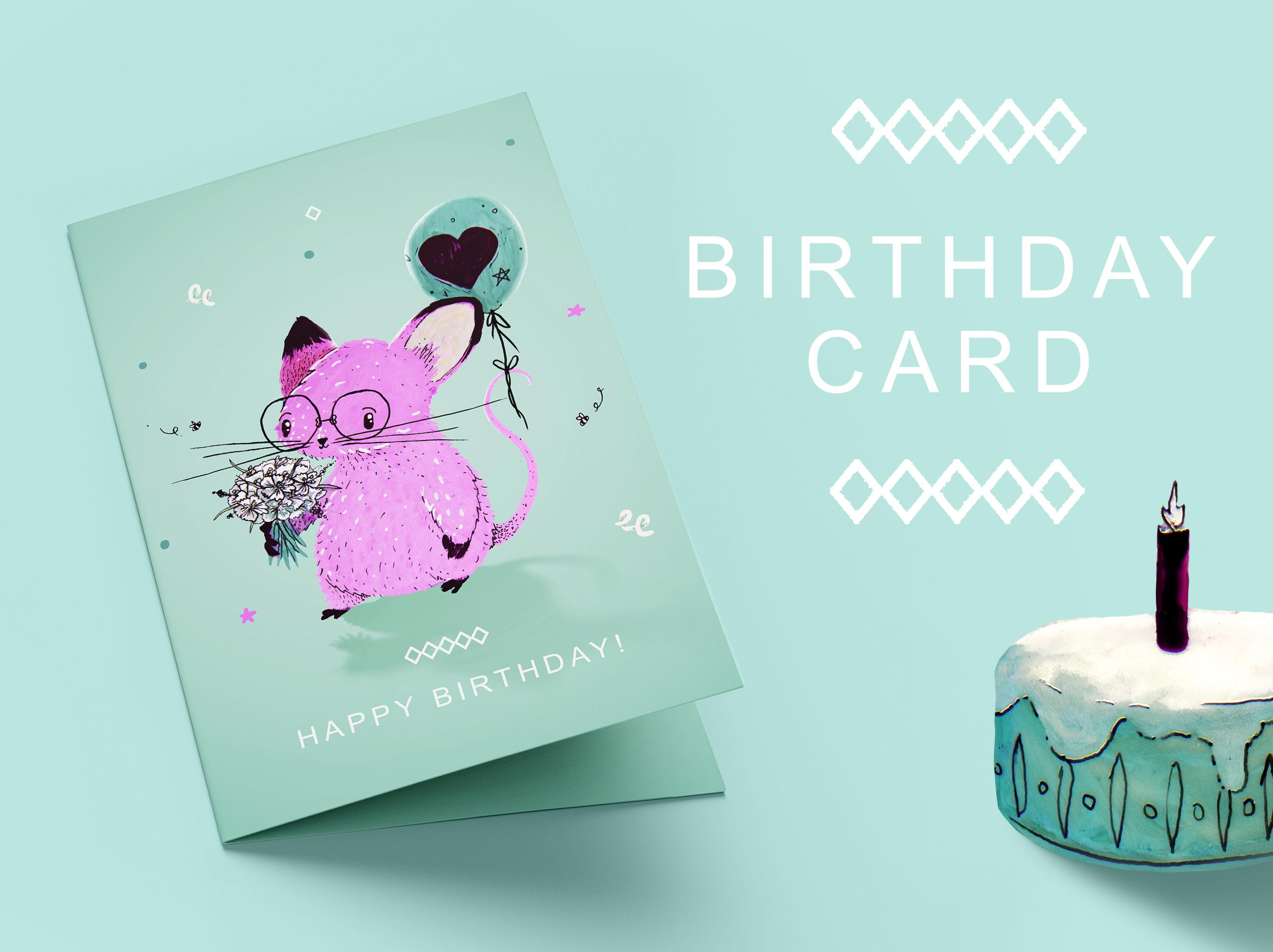 Birthday Cards   Abstrusa.de